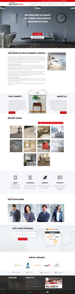 Flooring and Design Services